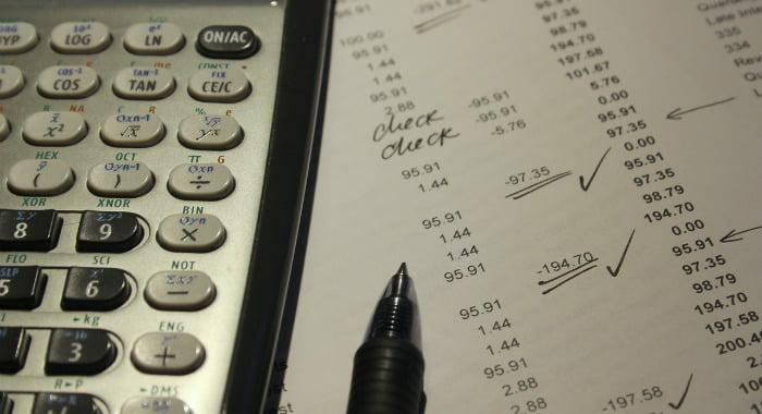 Manual Bookkeeping