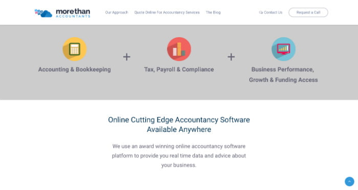 More Than Accountants Services