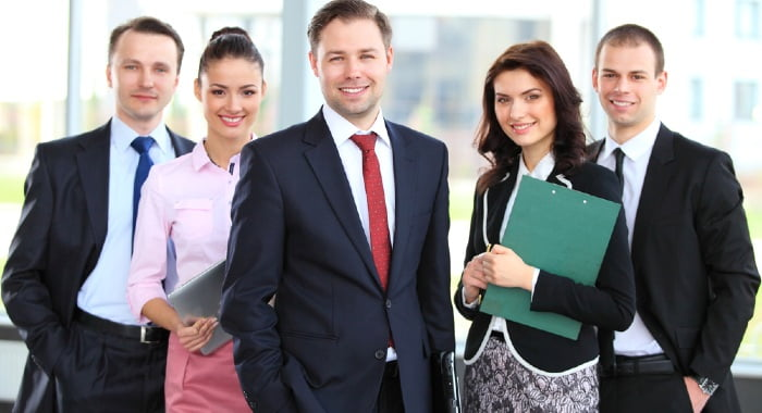 All companies are made of people, so don't forget to mention the vital elements of your team.