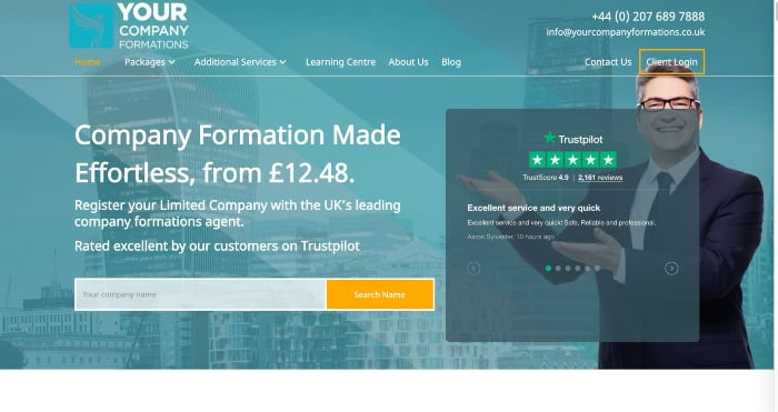 Your Company Formations Review