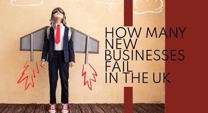How Many New Businesses Fail In The UK