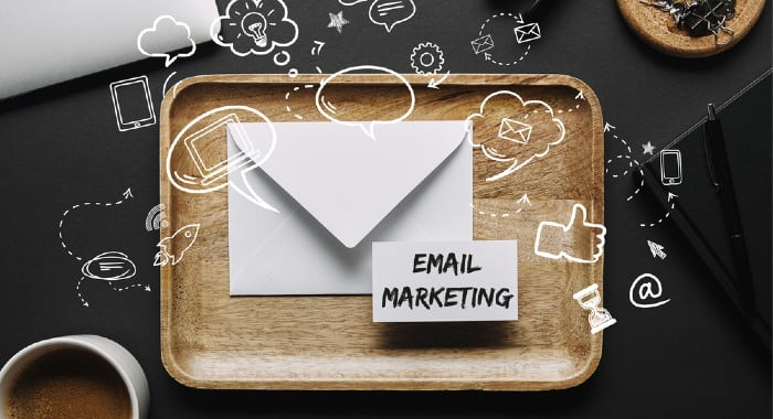 A strong email marketing campaign, if planned ahead and with a good strategy, can make wonders for your business.