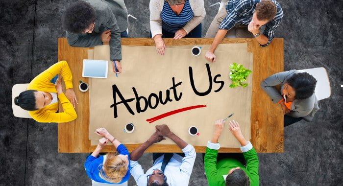 Give some thought and time to your About Me or About Us page. It can bring you a lot of business if the consumers find it reliable.