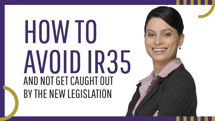 How To Avoid IR35